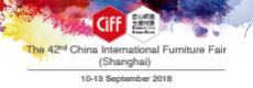 Ciff Shanghai furniture and home furnishings industry exhibition