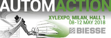 Biesse at Xylexpo 2018