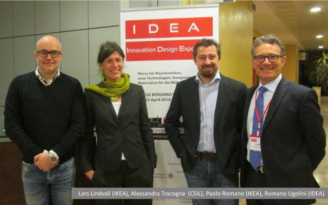 Speakers at IDEA