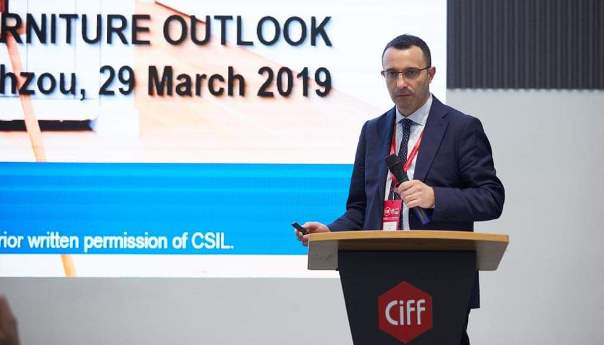 Mauro Spinelli, CSIL, key-speaker at the 10th edition of GOFO, Guangzhou